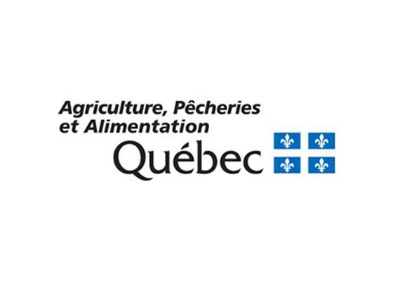 Agriculture, Pêcheries et alimentation Québec
