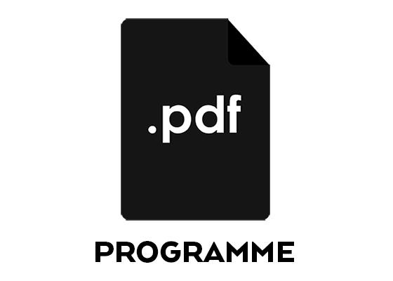 Programme PDF